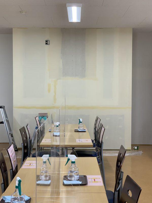 あま市S工業さま食堂改修工事